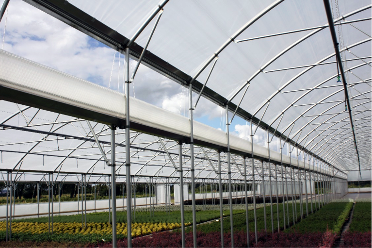 Commercial Ventilation Keder Greenhouse