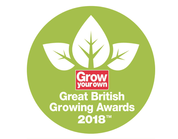 Vote for Keder Greenhouse in Grow Your Own Awards